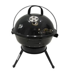 Suncrust Charcoal Grill Tabletop Charcoal Grill