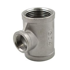 Solutherm Tee Reducer Tee Reducer Stainless Steel 30