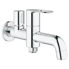 Grohe Bauloop Cold Line Dual Faucet