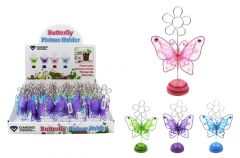 Diamond Vision Impulse Creative Essential Butterfly Picture Holder