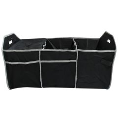 Home Basics Trunk Organizer Collapsible Trunk Org W/Cooler
