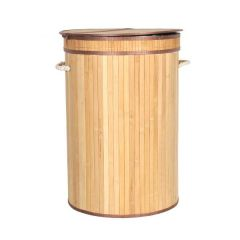 Heim Collapsible Bamboo Collapsible Bamboo Hamper